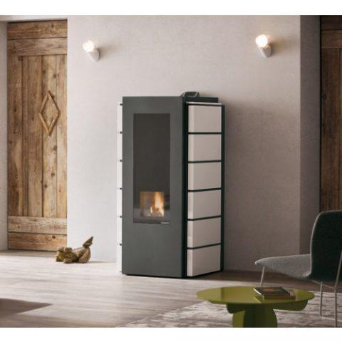 pellet-boiler-stove-palazzetti-sabina-idro-20kw-white-lacquer