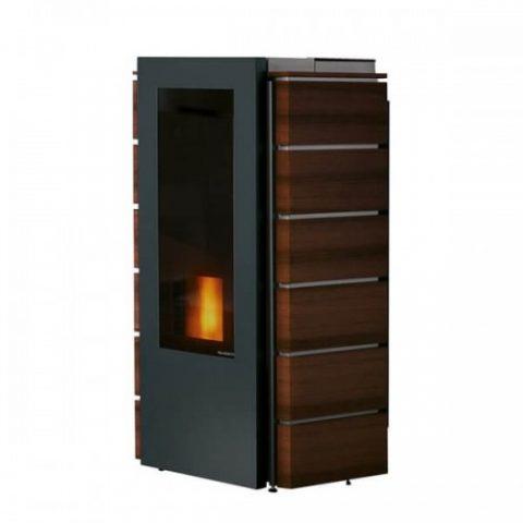 pellet-boiler-stove-palazzetti-sabina-idro-24kw-teak