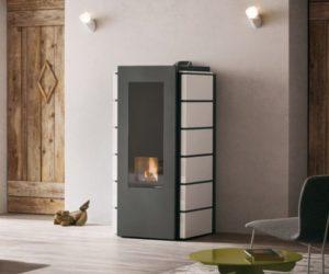 pellet-boiler-stove-palazzetti-sabina-idro-26kw-white-lacquer