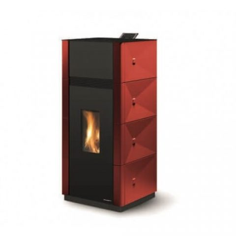 pellet-boiler-stove-palazzetti-wilma-idro-aria-18kw-ceramic-red-small