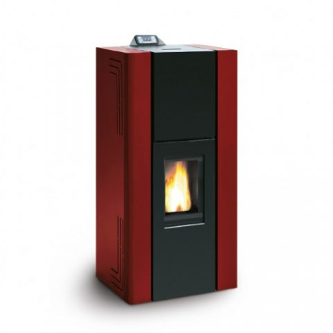pellet-stove-royal-idro-240-23_39kw-red
